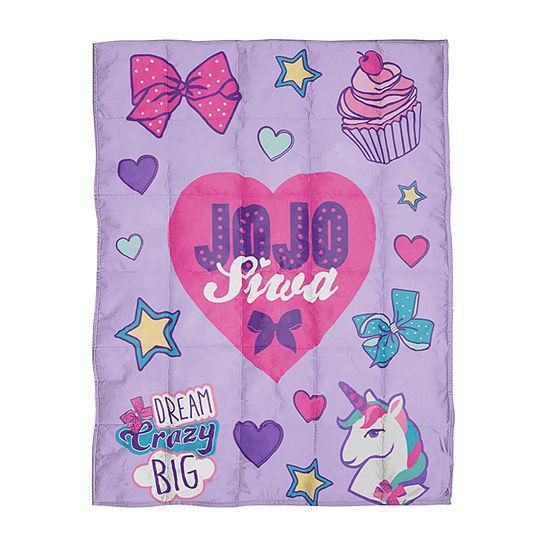 Jojo Siwa Weighted Blanket