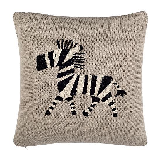 Safavieh Zazu Square Throw Pillow