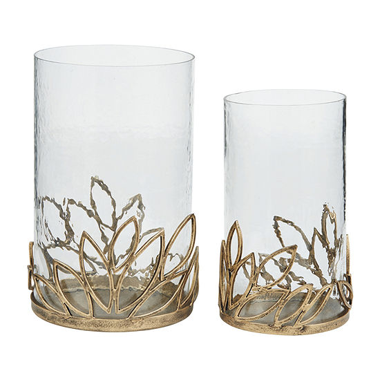 Signature Design by Ashley Pascal 2-pc. Candle Holder