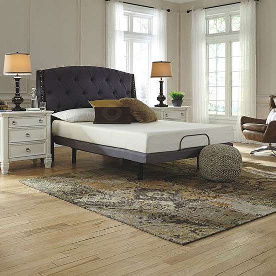 Signature Design by Ashley® Chime 8-Inch Firm Memory Foam Mattress