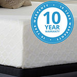 Signature Design by Ashley® Chime Firm 12-Inch Memory Foam Mattress