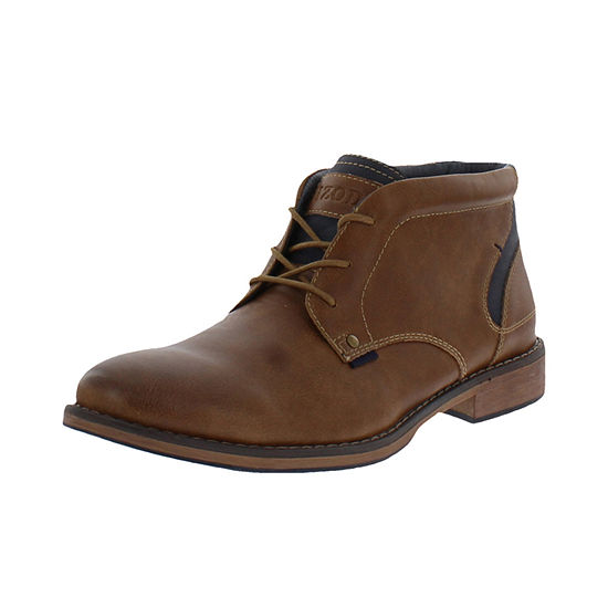 IZOD Mens Kensington Chukka Boots