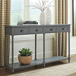 Signature Design by Ashley Emerson 4-Drawer Console Table