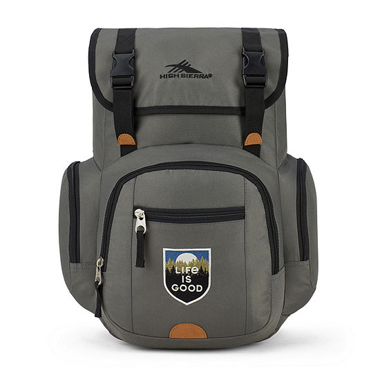 High Sierra Life Is Good Backpack
