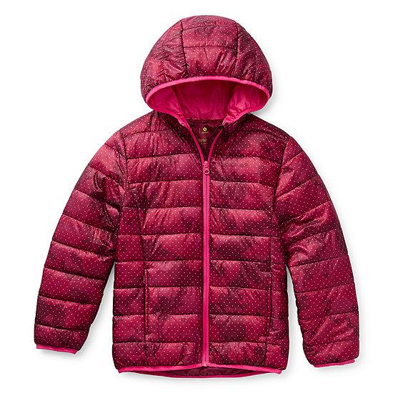 Xersion - Girls Midweight Puffer Jacket