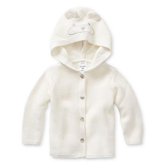 Okie Dokie Girls hoodie Long Sleeve Sweatshirt - Baby