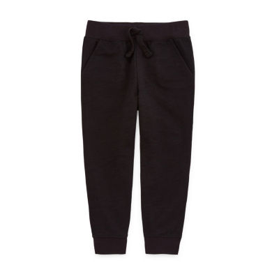 Okie Dokie Toddler Boys Cuffed Jogger Pant