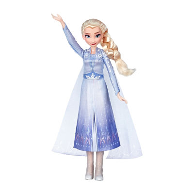 Disney Frozen 2 Elsa Singing Doll