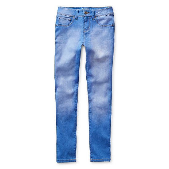 Ymi Girls Stretch Skinny Fit Jean Big Kid