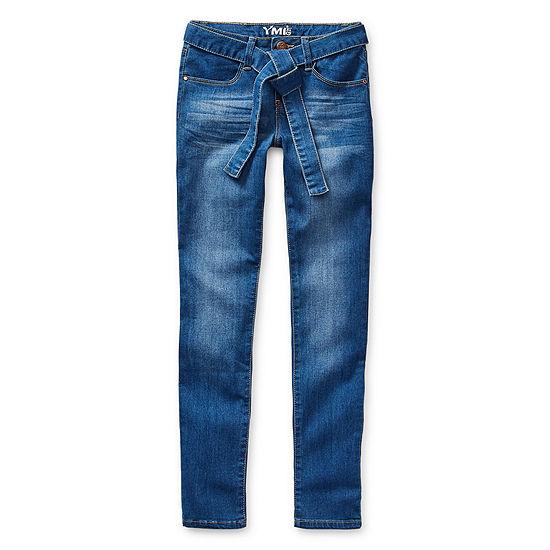 Ymi Big Kid Girls Stretch Skinny Fit Jean