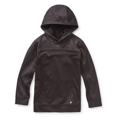 Xersion - Little Kid / Big Kid Boys Cuffed Sleeve Reflective Hoodie