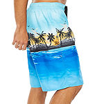 "Burnside Island Hopper 11 1/2"" E-Board Shorts UPF 30"