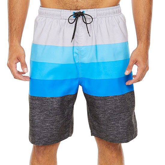 "Burnside Space Jam 9"" E-Board Shorts UPF 30"
