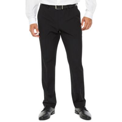 JF J.Ferrar Coolmax Slim Fit Suit Pants