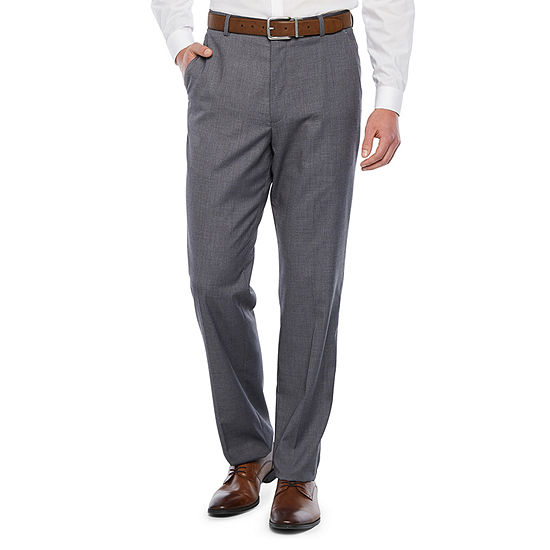 Stafford Mens Classic Fit Stretch Dress Pant