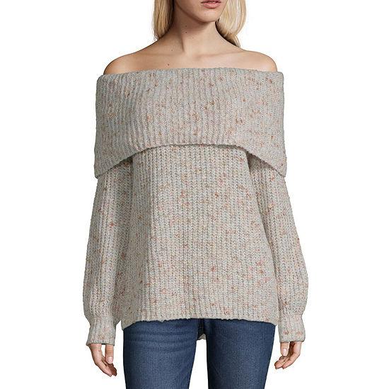 Artesia Womens Long Sleeve Pullover Sweater