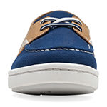 Clarks Womens Step Glow Lite Boat Shoes
