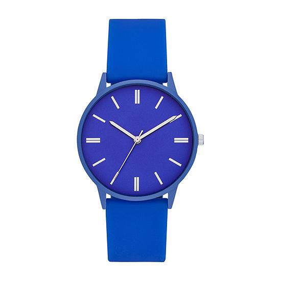 Womens Blue Strap Watch-Fmdjo162