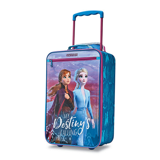 American Tourister Frozen 2 18 Inch Kids Luggage
