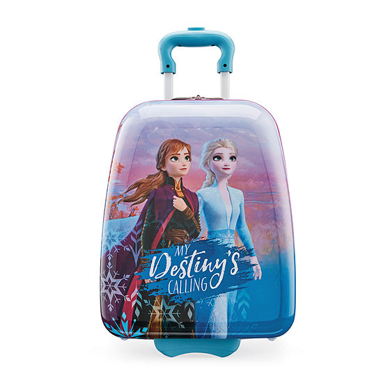 American Tourister Frozen 2 18 Inch Hardside Kids Luggage