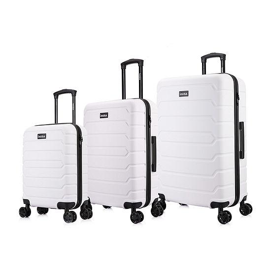 Inusa Trend 3-pc. Hardside Lightweight Luggage Set