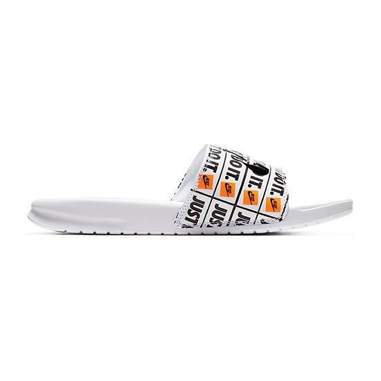 Nike Mens Benassi Jdi Print Slide Sandals