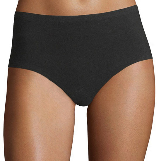 Real 3 Pack Knit Brief Panty 67070c