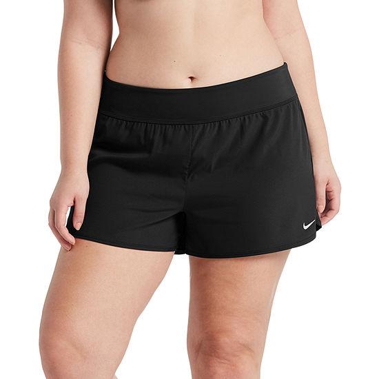 Nike Board Shorts Swimsuit Bottom Plus