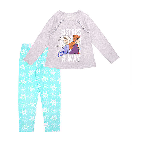 Disney Toddler Girls 2-pc. Frozen Legging Set
