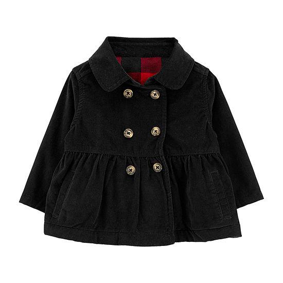 Carter's - Girls Midweight Puffer Jacket-Baby