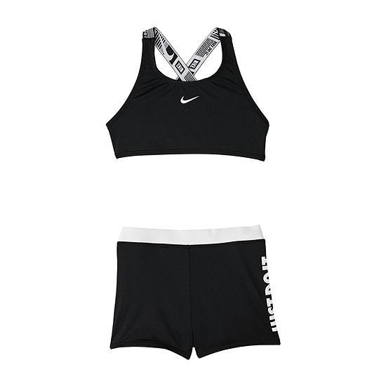 Nike - Big Kid Girls Bikini Set