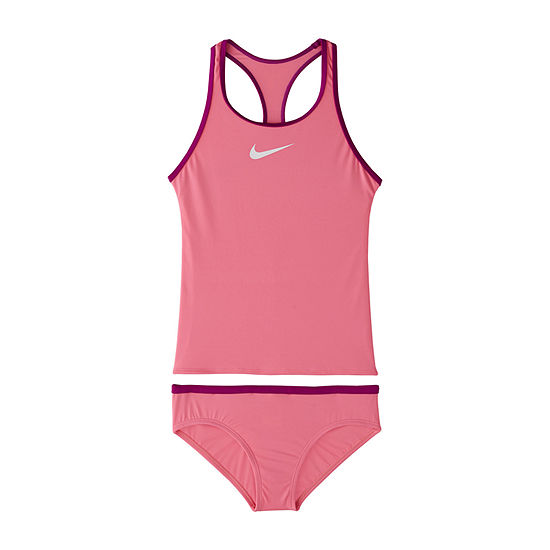 Nike - Big Kid Girls Tankini Set