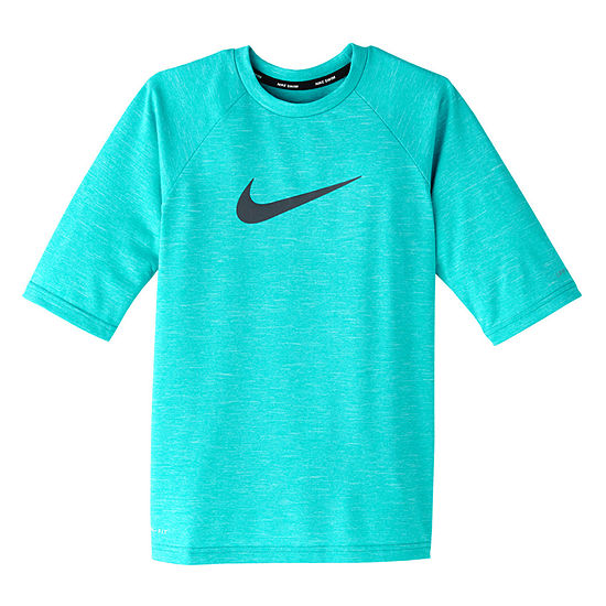 Nike Boys Rash Guard - Big Kid