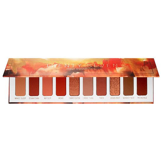 Melt Cosmetics Twenty-Seven Eyeshadow Palette