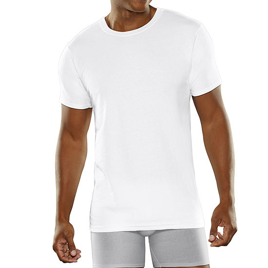 Fruit of the Loom Breathable 3 Pack Short Sleeve Crew Neck T-Shirt