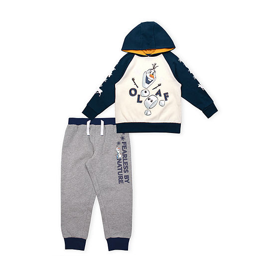 Disney Boys Frozen 2-pc. Pant Set Toddler