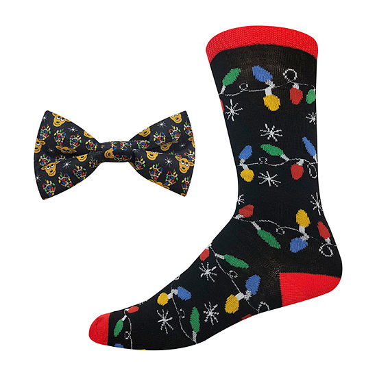 North Pole Trading Co. Bow Tie Set