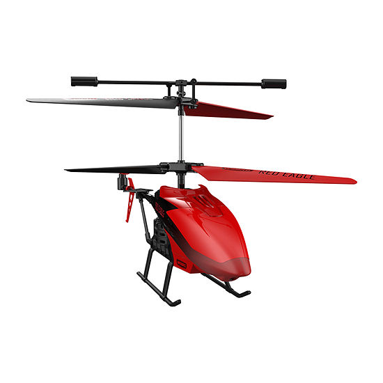 Webrc Red Eagle Helicopter
