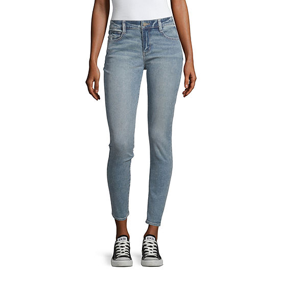 Arizona Mid Rise Skinny Fit Jean - Juniors