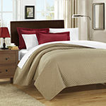 Chic Home Palermo Reversible Quilt Set
