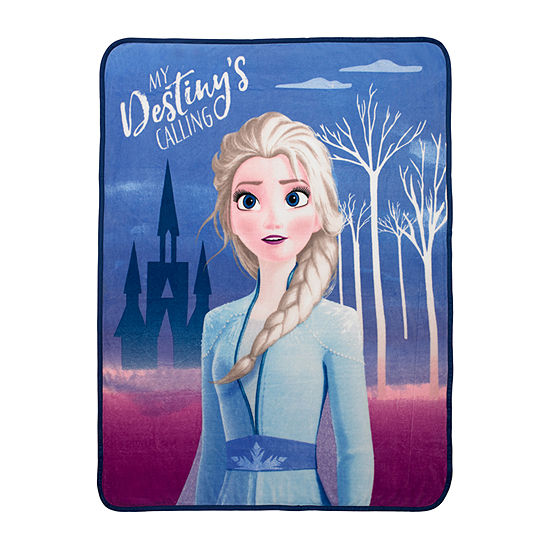 Disney Frozen 2 Knit Midweight Throw