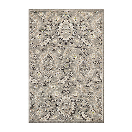 Artisan Indoor/Outdoor Rectangular Rug