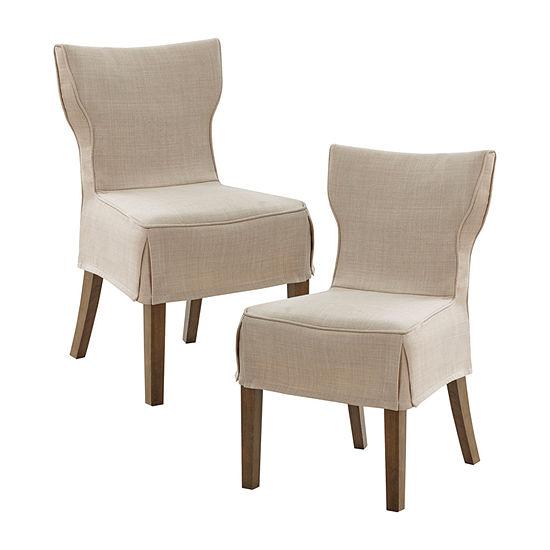 Madison Park Carlton 2-pc. Side Chair