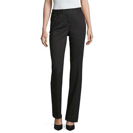 Worthington Womens Ponte Perfect Trouser