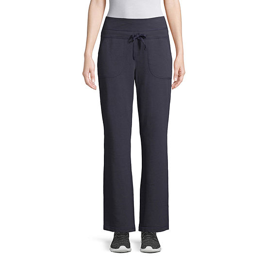 St. John's Bay Active French Terry Pant - Tall