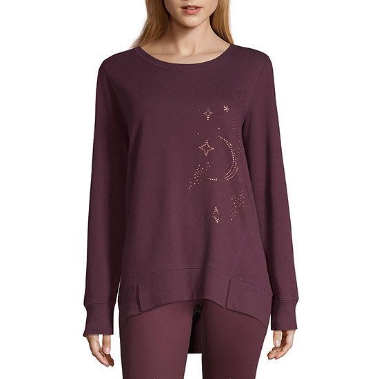 Xersion Studio Lightweight Graphic Sweatshirt