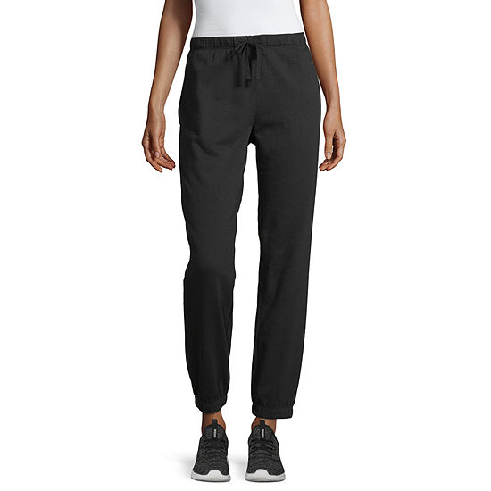 Xersion Womens Mid Rise Cuffed Sweatpant