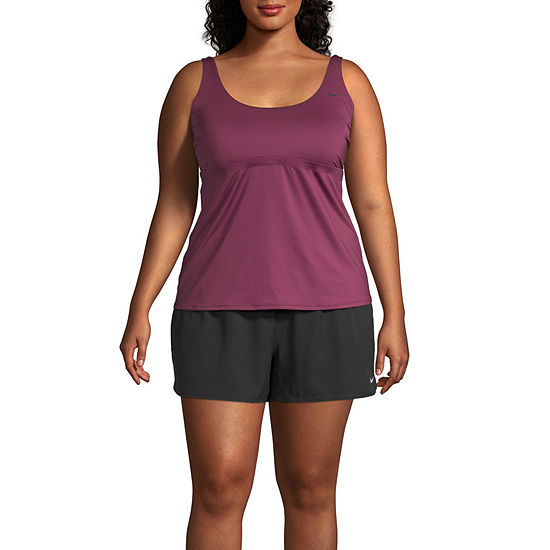 Nike Tankini Swimsuit Top or Swimsuit Bottom-Plus