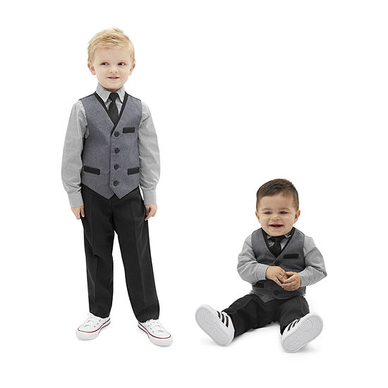 Brother & me Van Heusen 4-pc. Suit Set