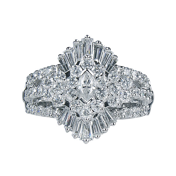 LIMITED QUANTITIES 2 CT. T.W. Diamond Ring